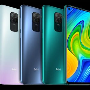 redmi note 9 300x300 - Xiaomi Redmi Note 9 3/64Gb (зеленый)